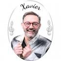 Médaillon Funéraire Ovale Vertical 6 x 8 cm Photo Personnalisé